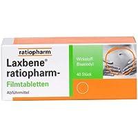 Laxbene® Filmtabletten - 100 Stück preisvergleich bei billige-tabletten.eu