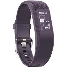 Garmin VivoSmart 3Fitness Tracker con sensor Cardio en la pulsera, morado