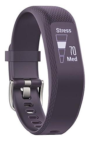 Fitness-tracker vivosmart 3 Purple S/M, purple, S - M (122-189 mm), 010-01755-01