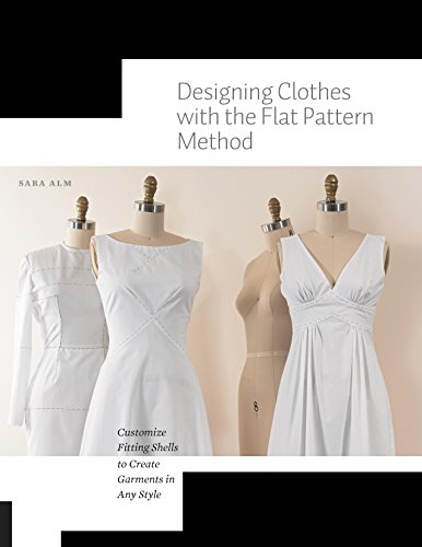 Monsters Inc Kleid - Designing Clothes with the Flat Pattern