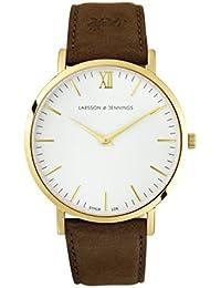 Orologio Lugano Larsson & Jennings LJ-W-LBRN-S-GW