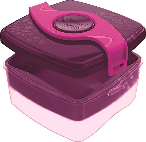 Maped 870101 Lunch Box Kids Origins Pink (Und Lunch-box)