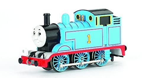 Bachmann Trains Thomas And Friends - Thomas The Tank Engine With Moving Eyes by Bachmann Industries Inc.