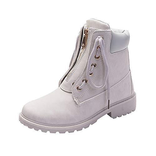 Givekoiu scarpe basse donna stivali classici donna stivaletti sneakers pelliccia allineato autunno inverno caloroso scarponcini trekking piatte moda scarpe sportive da jogging boot
