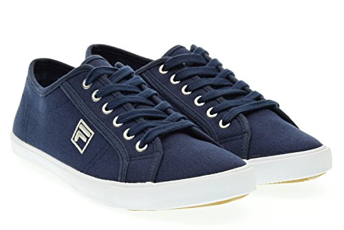 FILA uomo sneakers basse 4010156 MILLEN LOW Blu 41 Blu