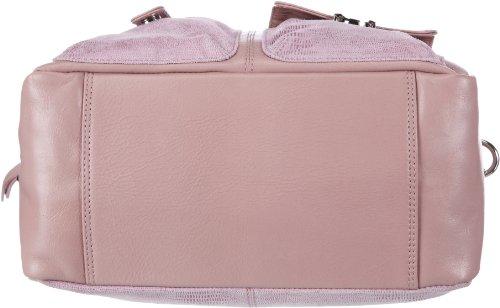 Bodenschatz  Modena, sacs à main femme Rose - Pink (rose)
