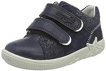 superfit Starlight, Sneaker Bimba, Blu (Blau 80), 25 EU