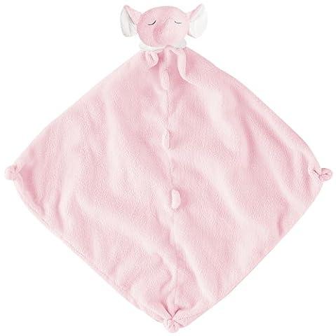 Angel Dear Baby Blankie-Pink Elephant