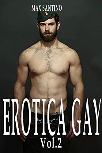 Erótica Gay Vol,2 de [Santino, Max]