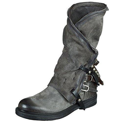 A.S.98 Stiefel in grau as-227304-0101