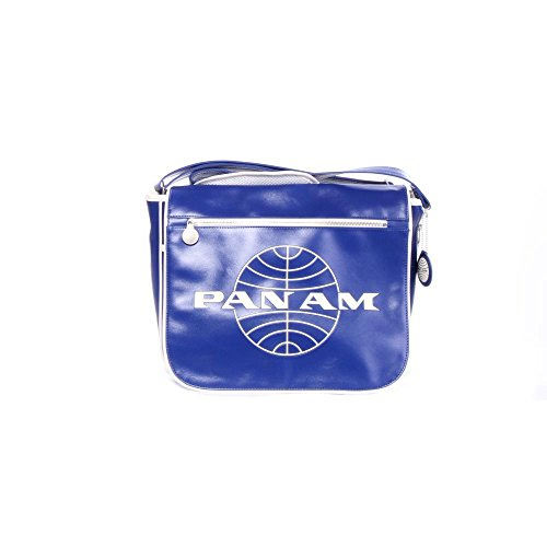 Pan Am Originals Messenger - Reloaded - 100% PVC Sacs - Hommes