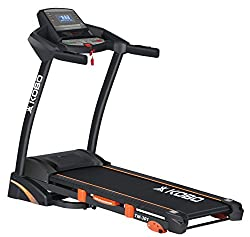 Kobo 3 H.P Motorized Treadmill For Home Gym Cardio Fitness Deluxe With MP3