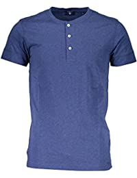 Gant 1701.224128 T-Shirt Short Sleeves Men BLU 484 L