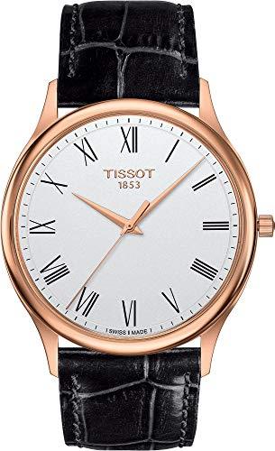 TISSOT OROLOGIO EXCELLENCE SOLO TEMPO GENT 40 MM ORO ROSA 18KT T926.410.76.013.00
