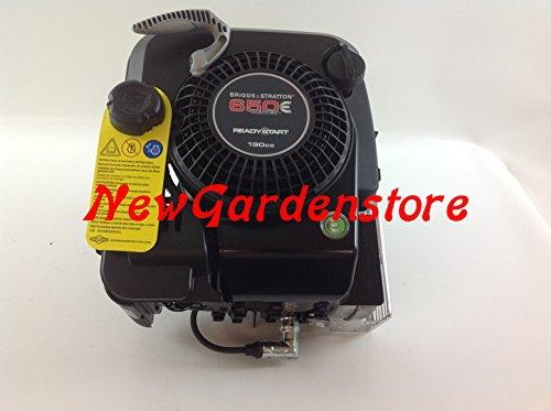 MOTORE 4 tempi rasaerba BRIGGS & STRATTON 650 COMPLETO READY START 22x80 190cc