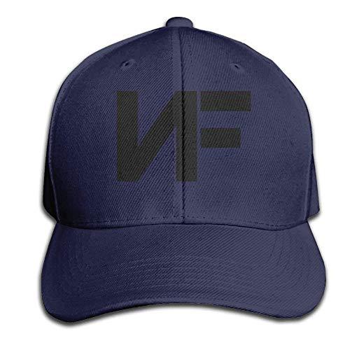 ONGH Nf Rap - Logounisex - Baseballmütze aus Baumwolldenim -
