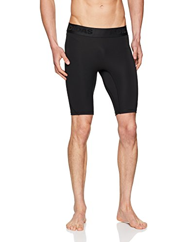 adidas Herren Alphaskin Sport Short Tights, Black, L