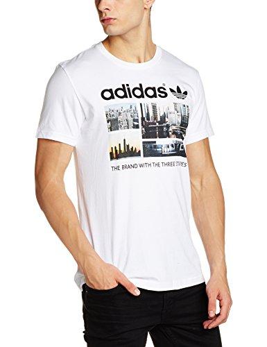 adidas Photo 1 T-shirt Bianco