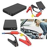 Best Battery Booster Packs - Tradico® Black Portable Emergency Car Jump Starter Battery Review