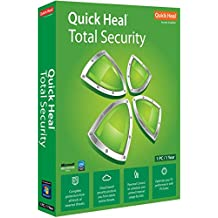 Quick Heal Total Security, 1 User - 1 Year