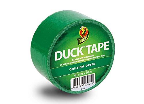 Duck Tape Colour Grün - Deko Klebeband zum Basteln und Dekorieren