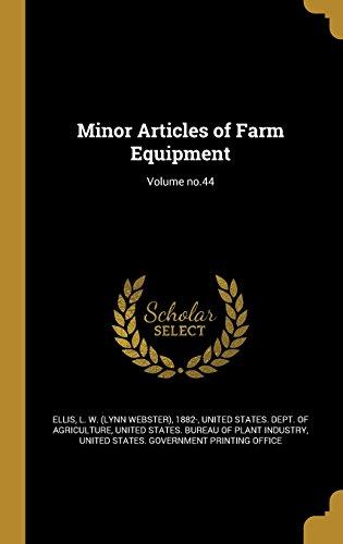 minor-articles-of-farm-equipment-volume-no44