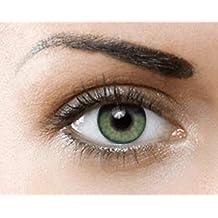 ad5e3d5b3532a PHANTASY Eyes® HOLLYWOOD Lentillas de color natural (JADE GREEN) - 1 par (