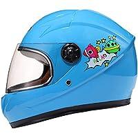 WZFC Casco BMX - Casco Skate - Casco Bici-Apto para Niños De 2 A