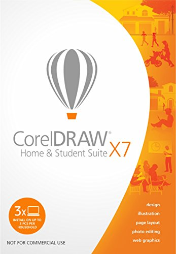 CorelDRAW X7 Home and Student [Téléchargement]