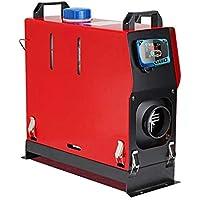 Calentador de Aire para automóvil 12V 5KW Calentador de Combustible para automóvil Máquina integrada 4 Orificios Calentador de Aire Diesel para SUV Camión Vehículos de pasajeros