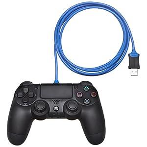 AmazonBasics – Controller-Ladekabel für die PlayStation 4