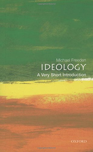 Ideology: A Very Short Introduction (Very Short Introductions) por Michael Freeden