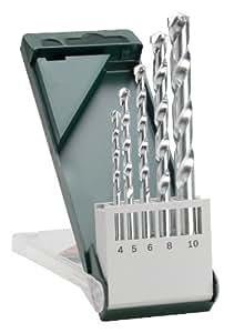 Bosch 2609255460 Lot de 5 mèches à maçonnerie