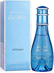 Davidoff Perfume  - Davidoff Cool Water - perfumes for women - Eau de Toilette, 50ml