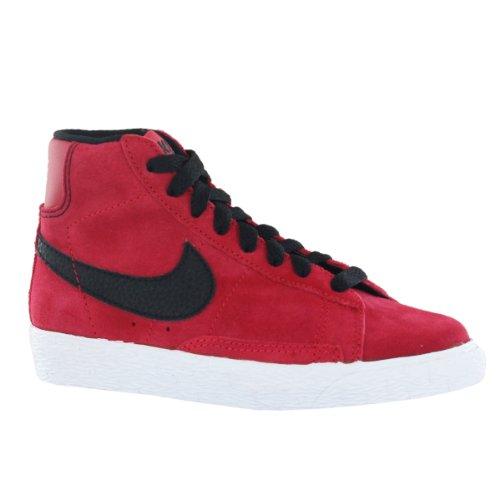 Nike Blazer Mid Vintage (PS) (539931-411) Distance Red/Black