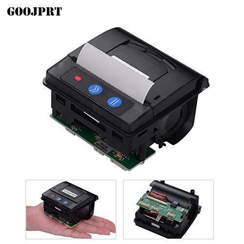 Aibecy GOOJPRT QR203 Druckermodul 58mm Geräuscharm Direkter Thermodruck Mini Panel Mobiler Bondrucker Serielle Schnittstelle RS-232C TTL - Rs-232c-schnittstelle