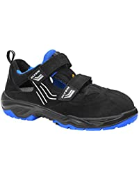 - Elten Ambition Blue Easy Esd S1, Zapatos de Seguridad Unisex adulto, Azul (Blau 4), 45 EU