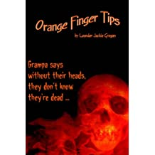 Orange Fingertips