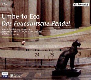 Preisvergleich Produktbild Das Foucaultsche Pendel, 3 Audio-CDs