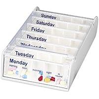 Ability Superstore Anabox Medikamentenbox, Weiß preisvergleich bei billige-tabletten.eu