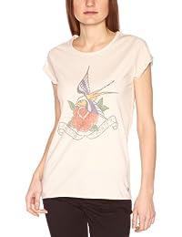 Freeman T.Porter - Templa - T-Shirt - Imprimé - Femme