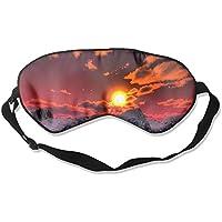 Sunset Beautiful Winter Clouds Sleep Eyes Masks - Comfortable Sleeping Mask Eye Cover For Travelling Night Noon... preisvergleich bei billige-tabletten.eu