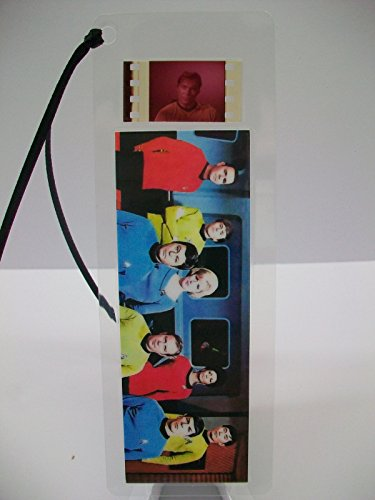 StarTrek-Lesezeichen mit Filmzelle