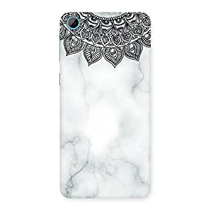 Neo World Marble Pattern Back Case Cover for HTC Desire 826