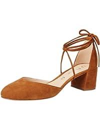 Unisa Kinack_ks, Zapatos de Tacón para Mujer