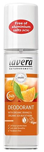 Lavera Fresh Desodorante Spray 24H Deo-Orgánica Naranja