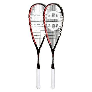 UNSQUASHABLE AERO-TEC 130 2-Racket Bundle Squash