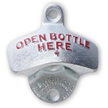 Starr Wall Mounted Bottle Opener Amazon Co Uk Kitchen Amp Home