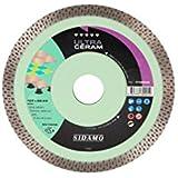 Sidamo - Disque diamant ULTRA CÉRAM D. 125 x 22,23 x H 10 mm Grès céram / faïence - 11130025 - Sidamo