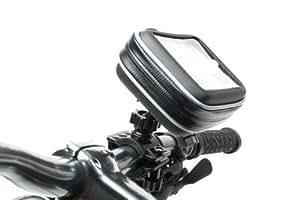 Support vélo, VTT + étui / housse pour téléphone portable Blackberry Torch 9800